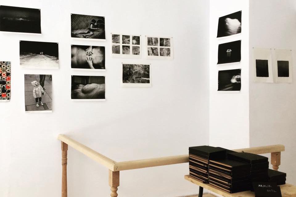 Body of Land - Burhan Üçkardeş - Aralık II - Noks Bağımsız Sanat Alanı